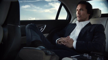 2017 Lincoln Continental TV Spot, 'Crafted' Featuring Matthew McConaughey [T1] - Thumbnail 7
