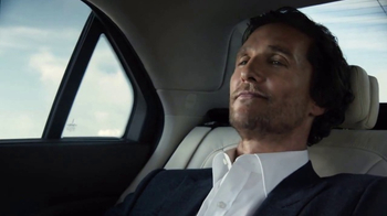 2017 Lincoln Continental TV Spot, 'Crafted' Featuring Matthew McConaughey [T1] - Thumbnail 8