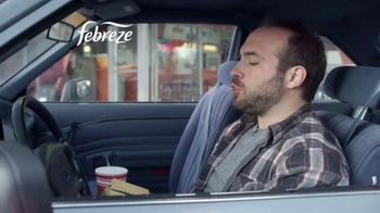 Febreze Car Vent Clip TV Spot, 'Burger Car' - Thumbnail 1