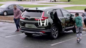 2017 Honda CR-V TV Spot, 'Be That' [T1] - Thumbnail 1