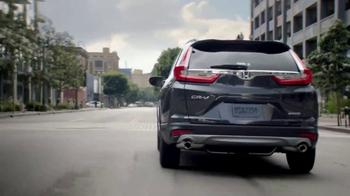 2017 Honda CR-V TV Spot, 'Be That' [T1] - Thumbnail 8
