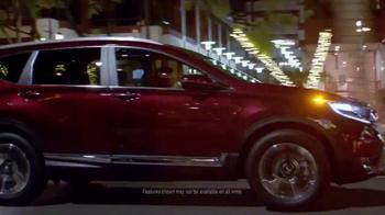 2017 Honda CR-V TV Spot, 'Be That' [T1] - Thumbnail 2