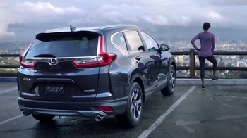 2017 Honda CR-V TV Spot, 'Be That' [T1] - 285 commercial airings