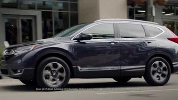 2017 Honda CR-V TV Spot, 'Be That' [T1] - Thumbnail 7