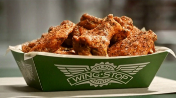 Wingstop TV Spot, 'Every Order Made Fresh'