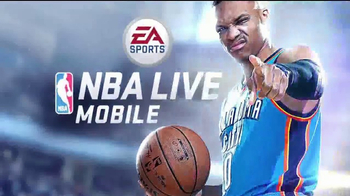 NBA Live Mobile TV Spot, 'This Is NBA' - 244 commercial airings
