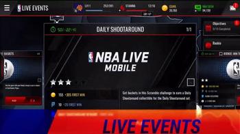 NBA Live Mobile TV Spot, 'This Is NBA' - Thumbnail 6