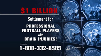 Goldwater Law Firm TV Spot, 'Brain Injuries' - Thumbnail 2