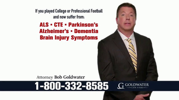 Goldwater Law Firm TV Spot, 'Brain Injuries' - Thumbnail 5
