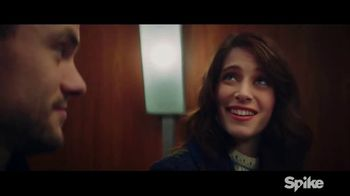 Kay Jewelers Ever Us Ring TV Spot, 'Spike TV: Stuck in the Elevator' - 10 commercial airings