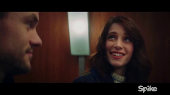 Kay Jewelers Ever Us Ring TV Spot, 'Spike TV: Stuck in the Elevator' - Thumbnail 2