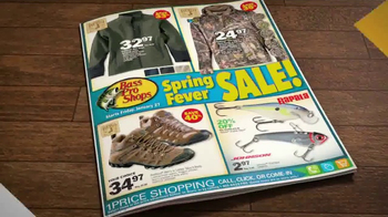 Bass Pro Shops Spring Fever Sale TV Spot, 'Inflatable Vest' - Thumbnail 6