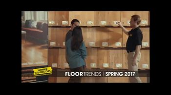 Lumber Liquidators Spring Flooring Kick-Off Sale TV Spot, 'Catalog Floors'