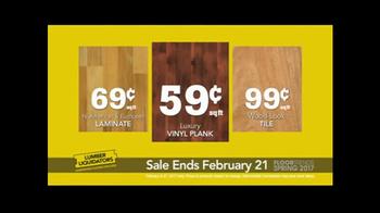 Lumber Liquidators Spring Flooring Kick-Off Sale TV Spot, 'Catalog Floors' - Thumbnail 8