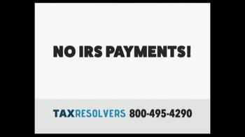 The Tax Resolvers TV Spot, 'Special Tax Status' - Thumbnail 5