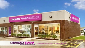 Cabinets To Go TV Spot, 'Great Quality and Prices' Featuring Bob Vila - Thumbnail 2