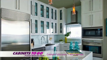 Cabinets To Go TV Spot, 'Great Quality and Prices' Featuring Bob Vila - Thumbnail 4