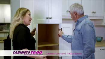 Cabinets To Go TV Spot, 'Great Quality and Prices' Featuring Bob Vila - Thumbnail 6