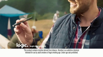 Logic. Power TV Spot, 'Camping'