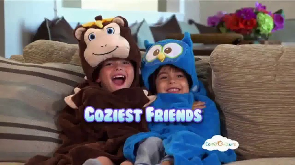 Comfy Critters TV Commercial, 'Coziest Friends'