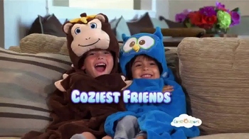 Comfy Critters TV Spot, 'Coziest Friends'