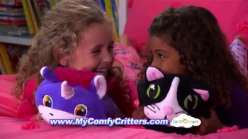 Comfy Critters TV Spot, 'Coziest Friends' - Thumbnail 4