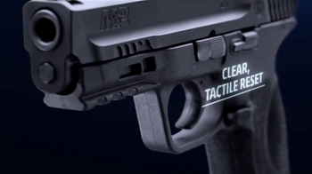Smith & Wesson M&P M2.0 Pistol TV Spot, 'Enhanced'