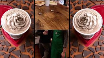 Starbucks TV Spot, 'Valentine's Day: Sharing Chocolate' - Thumbnail 5