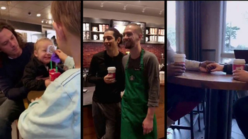 Starbucks TV Spot, 'Valentine's Day: Sharing Chocolate' - Thumbnail 6
