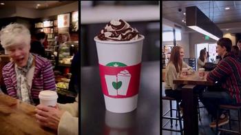 Starbucks TV Spot, 'Valentine's Day: Sharing Chocolate' - Thumbnail 8