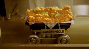 KFC Georgia Gold TV Spot, 'Questions' Featuring Billy Zane - Thumbnail 4