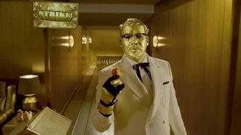 KFC Georgia Gold TV Spot, 'Questions' Featuring Billy Zane - Thumbnail 6
