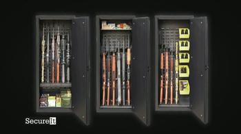 SecureIt Model 52 TV Spot, 'Reinventing the Gun Safe'