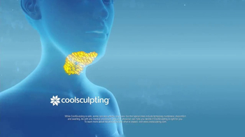 CoolSculpting TV Spot, 'Eliminate Your Double Chin' - Thumbnail 4