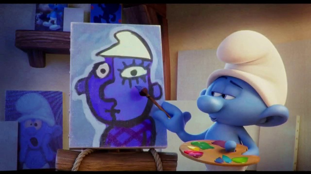 United Nations TV Commercial, \'Small Smurfs Big Goals\' - iSpot.tv