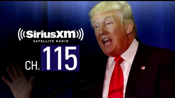 Sirius/XM Satellite Radio TV Spot, 'FOX News'