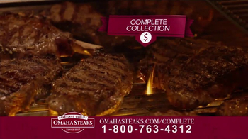 Omaha Steaks Complete Collection TV Spot, 'Special Offer' - Thumbnail 1