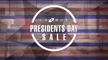 La-Z-Boy Presidents Day Sale TV Spot, 'Power and Leather Styles' - Thumbnail 1