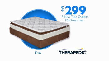 Rooms to Go Presidents' Day Mattress Sale TV Spot, 'Special Purchase' - Thumbnail 4