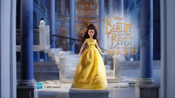 Beauty and the Beast Enchanted Melodies Belle TV Spot, 'Something There' - Thumbnail 6