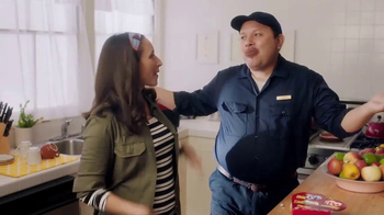 Kmart TV Spot, \'Big Kiss\'