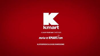 Kmart TV Spot, 'Big Kiss' - Thumbnail 7