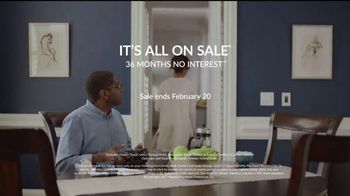 Havertys Presidents Day Event TV Spot, 'Home Drone' - Thumbnail 9