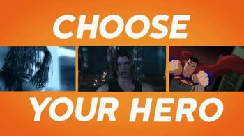 Crackle.com TV Spot, 'Choose Your Hero' - Thumbnail 1