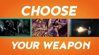 Choose Your Hero thumbnail