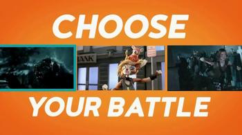 Crackle.com TV Spot, 'Choose Your Hero' - Thumbnail 7