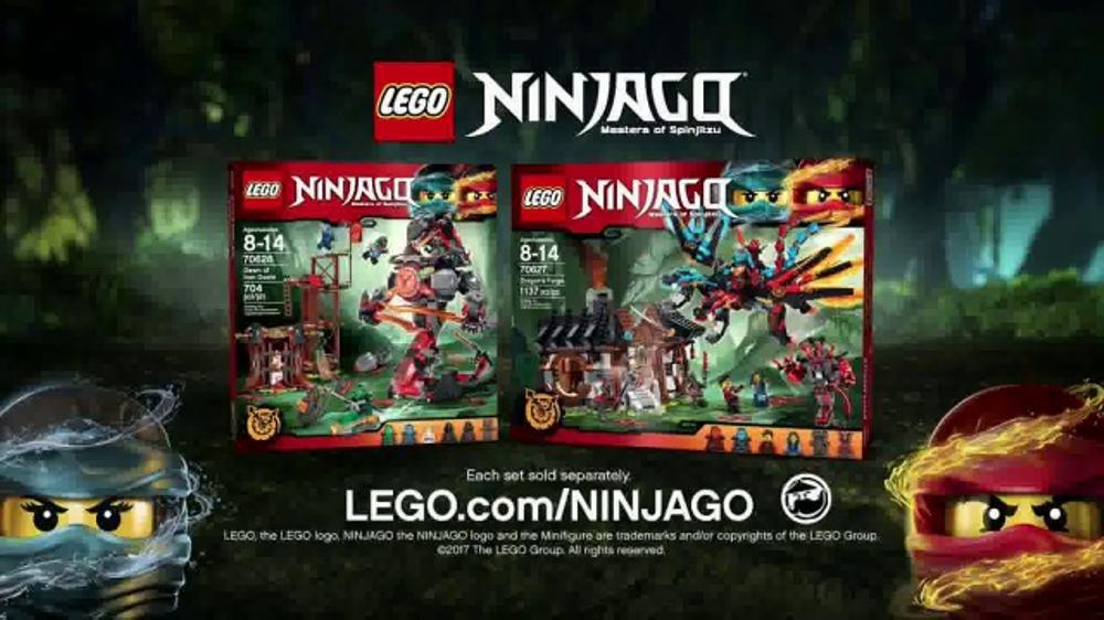 lego ninjago tv commercial fusion dragon ispottv - Legocom Ninjago