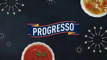 Progresso Soup TV Spot, 'Hallmark Channel: Warm Up' - Thumbnail 8