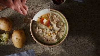 Progresso Soup TV Spot, 'Hallmark Channel: Warm Up' - Thumbnail 2