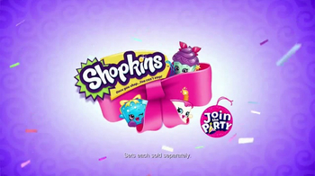 Shopkins TV Spot, 'Disney Channel: Celebrate Yourself'